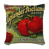 Apple Woven Pillows