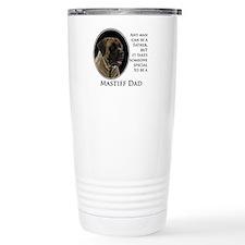 Mastiff Dad Travel Mug