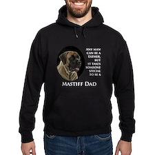Mastiff Dad Hoodie