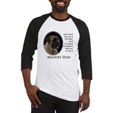 Mastiff Dad Baseball Jersey