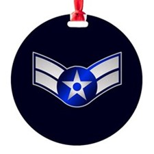 Air Force Airman First Class Ornament
