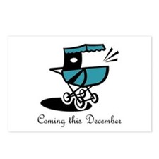 Coming This December Postcards (Package of 8)