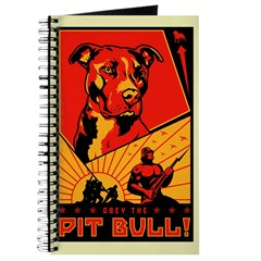 Obey the Pit Bull! Journal