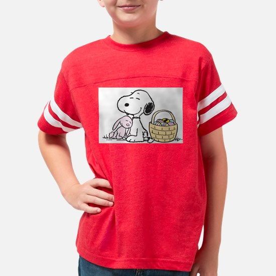 Snoopy Youth Football Shirt