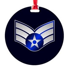 Air Force Senior Airman Ornament