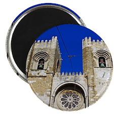 Se Cathedral Magnet