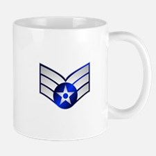 Air Force Senior Airman Mug