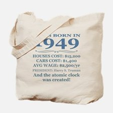 Birthday Facts-1949 Tote Bag