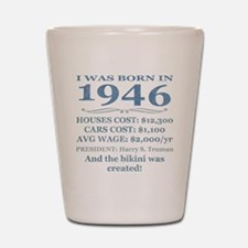 Birthday Facts-1946 Shot Glass
