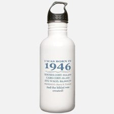 Birthday Facts-1946 Water Bottle