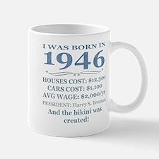 Birthday Facts-1946 Mugs
