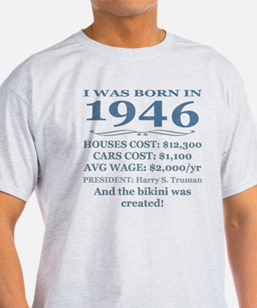Birthday Facts-1946 T-Shirt