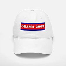 Obama 2008 Baseball Baseball Cap