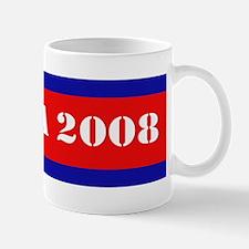 Obama 2008 Small Small Mug