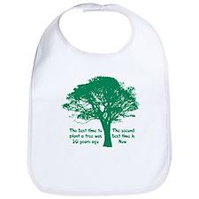 Plant a Tree Now Bib