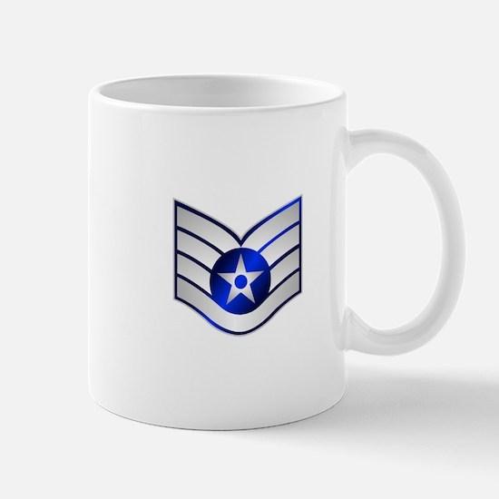 Air Force Staff Sergeant Mug