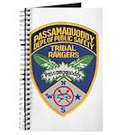 Passamaquoddy Ranger Journal
