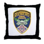 Passamaquoddy Ranger Throw Pillow