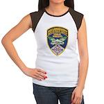 Passamaquoddy Ranger Women's Cap Sleeve T-Shirt