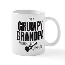 Grumpy Grandpa Uke Mugs