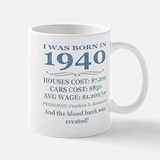 Birthday Facts-1940 Mugs