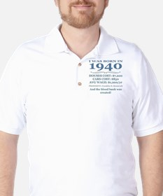 Birthday Facts-1940 T-Shirt