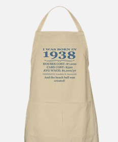 Birthday Facts-1938 Apron