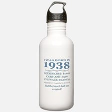 Birthday Facts-1938 Water Bottle