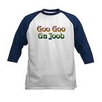 Goo Goo Ga Joob Kids Baseball Jersey