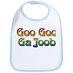 Goo Goo Ga Joob Bib