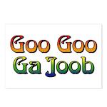 Goo Goo Ga Joob Postcards (Package of 8)
