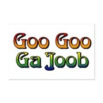 Goo Goo Ga Joob Mini Poster Print