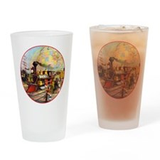ICRR Drinking Glass