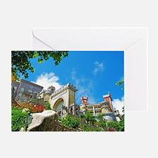 Pena Palace  Greeting Card