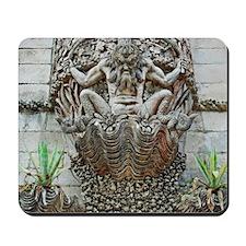 Gargoyle at Pena Palace Mousepad