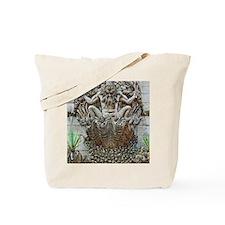 Gargoyle at Pena Palace Tote Bag