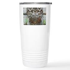 Gargoyle at Pena Palace Travel Coffee Mug
