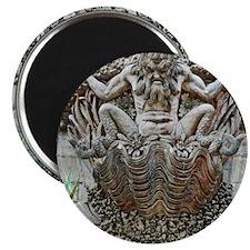 Gargoyle at Pena Palace Magnet