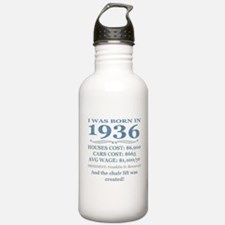 Birthday Facts-1936 Water Bottle