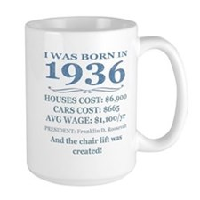 Birthday Facts-1936 Mugs