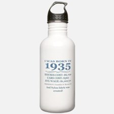 Birthday Facts-1935 Water Bottle