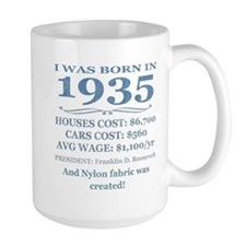 Birthday Facts-1935 Mugs