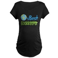 Earths Best Bookkeeper T-Shirt