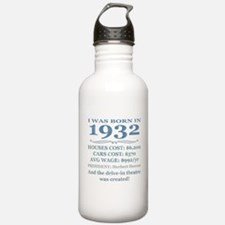 Birthday Facts-1932 Water Bottle