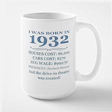 Birthday Facts-1932 Mugs