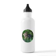 Cute Cuddly Bunny Water Bottle