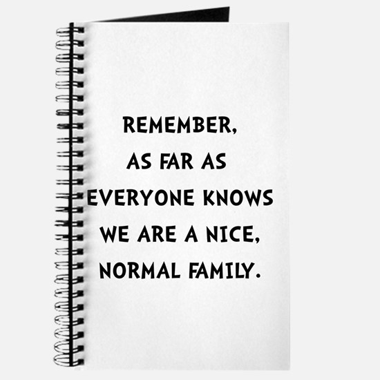 Normal Family Journal