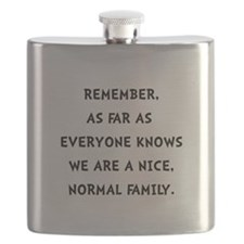 Normal Family Flask