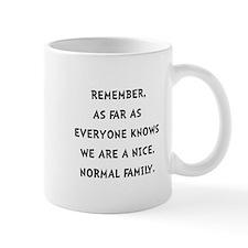 Normal Family Mugs