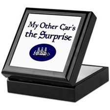 My Other Car's the Surprise Keepsake Box